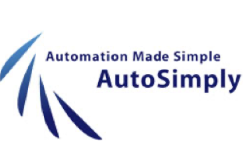 AutoSimply Manufacturing Sample cube