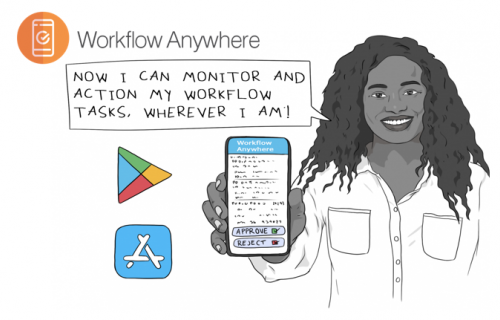 Workflow Anywhere Launch